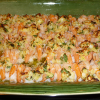 Italian Shrimp Scampi for Nu-wave or Flavorwave oven