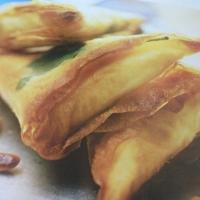 French Cuisine: Croustillants a la Feta