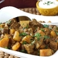 Mum's Savory Beef and Potato Curry Recipe
