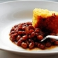 beans, beans they're good for your heart...(baked beans and cornbread)