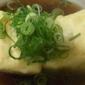 Vegan Agedashi-dofu