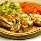 Tuna fish escabeche