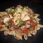 Pasta with Spicy Cauliflower and Walnuts