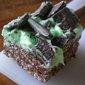 Mint Chocolate Crunch Squares