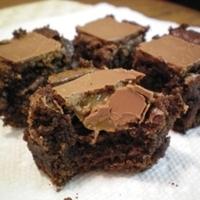 Caramilk Brownies