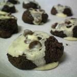 Black Bottom Cupcake Cookies