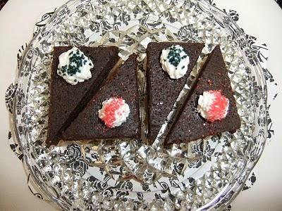 Kahlua Truffle Triangles Recipe by Joann - CookEatShare