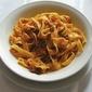 Tagliatelle With Ragu Bolognese, Ricetta Antica