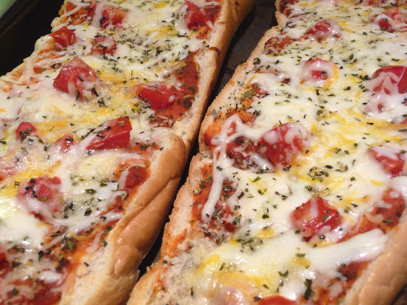 Simple French Bread Pizza Recipe by John - CookEatShare