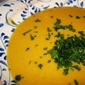 Meatless Mondays - Curried Sweet Potato Soup