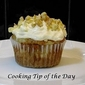 Recipe: Banana Sour Cream Muffins with Mascarpone Frosting