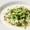 キュウリとヨーグルトの冷製スープサラダ