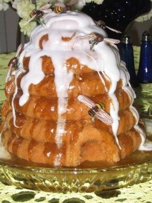 Honey Beehive Cake Recipe