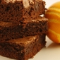 Orange Mocha Brownies