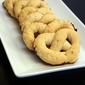 Italian Pretzel cookies