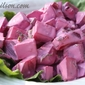 Beet Salad with Creamy Horseradish Dressing