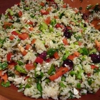 French Rice Salad