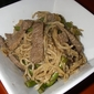 Beef Noodles with Oyster Sauce