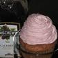 Blackberry Wine Cupcakes