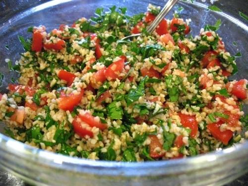 A Food Processor Chop Salad