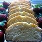 Vanilla Buttermilk Pound Cake