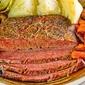 New England Corned Beef Dinner
