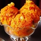 Indian Dessert - Carrot Halwa / Pudding