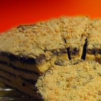 Bolo de bolacha maria - Maria cookies cake