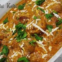 Mughlai Malai Kofta Curry