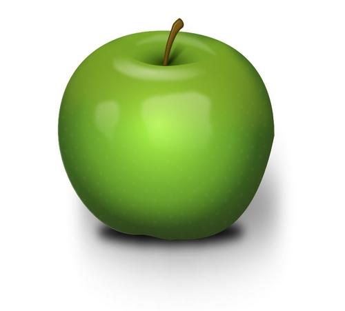 Green Apple Coffee Cake