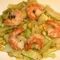 Shrimp and Cabbage