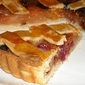 Apple and Dried Fruit Tart