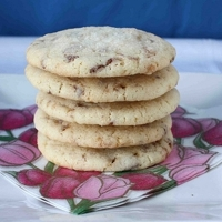 Heath Bar Chocolate & Toffee Sugar Cookies Recipe