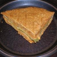 Corn Bread Chile Rellenos