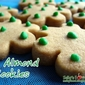 Almond cookies with vegetable shortening