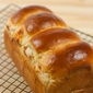 Japanese Style Bacon and Cheese Bread (Tangzhong Method 湯種法)