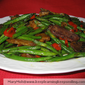 Spicy Curry Green Beans