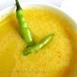 Lahsooni Kadhi / Garlic flavoured curd gravy