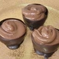 Chocolate Cups with Decadent Chocolate Mousse