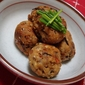 Vegan Japanese Cuisine: Deep-fried Tofu Balls