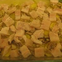Рыба с оливками