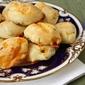 Bacon, Cheddar Cheese & Scallion Gougères (Cheese Puffs) Recipe