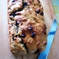 Breakfast Indulgence: Banana Loaf With Walnuts And Chocolate Chips