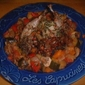 HERB-ROASTED QUAIL & RATATOUILLE
