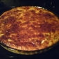 Open Quiche (with Leek, Bacon and Potato)