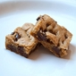 Thick and Chewy Chocolate Chip Bars