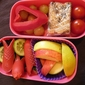 Wiener Fish Bento for 09.03.10