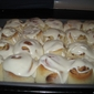 Orange Cinnamon Rolls w/Orange Icing