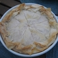 It's Greek to me! Greek pepper and onion pie