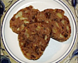 texas date loaf candy